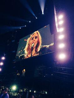 Adele at Glastonbury 2016 Adele At Glastonbury, Glastonbury 2016, Adele Concert, Adele Photos, Cool Lyrics, Bae, Queen, Beautiful, Adele Songs