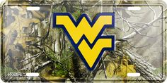 West Virginia Mountaineers Realtree® Camo