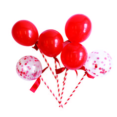 all red balloon pops Red Balloon, Balloons, Poppies For Grace, Cake, Desserts, Christmas, Tailgate Desserts, Xmas, Globes