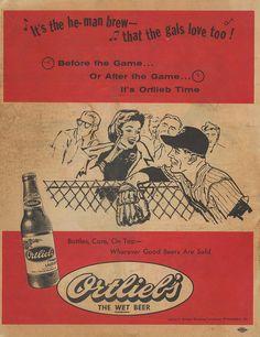 Ortlieb's - The Wet Beer