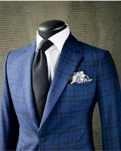 mens suits at burtons Mens Casual Suits, Mens Fashion Suits, Mens Suits, Windowpane Suit, Plaid Suit, Blazer Outfits Men, Mode Costume, Well Dressed Men, Sharp Dressed Man
