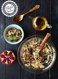 Narlı Kinoa Salatası | Mutfak Sırları