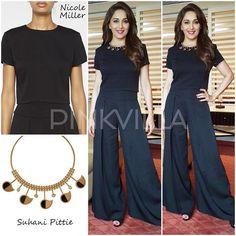 Celebrity Style,madhuri dixit,nicole miller,tanya ghavri,Suhani Pittie,Madhuri Dixit Nene