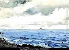 Bermuda - Winslow Homer - www.winslow-homer.com