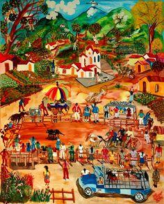 Guillermo Bello - Pintor venezolano