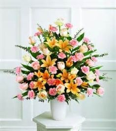 altar flower arrangements - Yahoo! Image Search Results