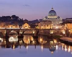 I am madly in love with Rome.