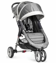 Baby Jogger City Mini 3W Single Stroller