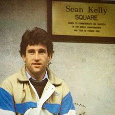 Shortly after they named the square in Carrick Sean Kelly Square