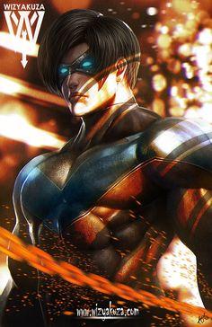 Nightwing – Wizyakuza.com