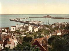 Guernsey, Channel Islands.