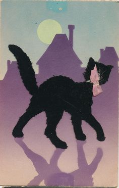 Cat (1915) by janwillemsen