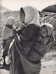 endilletante:  Maroc, Terre et ciel de Jacques Mercanton et Bernard Rouget. Lausanne, La Guilde du Livre, 1954.