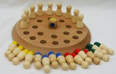 Shop for Toys Of Wood Oxford Wooden Memory Games For Kids – Family Board Games For Kids And Adults. Starting from Choose from the 2 best options & compare live & historic toys and game prices. Memory Games For Kids, Board Games For Kids, Family Board Games, Wooden Board Games, Wood Games, Girl Toys Age 5, Wooden Educational Toys, How To Make Toys, Wooden Pegs