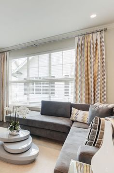 13 Professional Tricks To Make Your Windows Look Bigger Extra Long Curtain RodsExtra