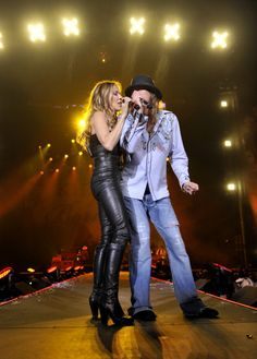 Kid Rock & Sheryl Crow....why won't they just go ahead and make the perfect musical prodigy ever??!!
