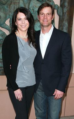 Lauren Graham and Peter Krause Spill on Parenthood Fate, and Keeping Their You-Know-What a Secret!  Lauren Graham, Peter Krause