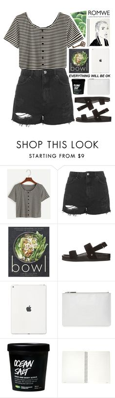 """#492 Egress"" by mia5056 ❤ liked on Polyvore featuring Topshop, Marc and Whistles"