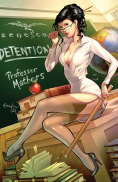 Grimm Fairy Tales #75 (San Diego Comic Con 2012 Exclusive Variant - Limit 500)(Cover Artist: Franchesco)
