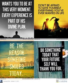 Inspirational Quotes & Sayings