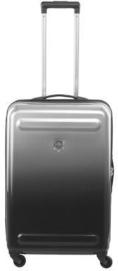 Victorinox Etherius 26.4-Inch Hardside Spinner Suitcase in Steel