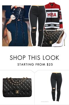 +You Know How That Sh*t Go+ by dope-unicorn55 on Polyvore featuring Chanel and VFiles