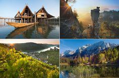 Natur-Highlights aus 16 Bundesländern