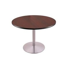 Ebern Designs Atmore Pedestal Dining Table | Wayfair Round Table And Chairs, Pedestal Dining Table, Marble, Lighting, Furniture, Design, Home Decor, Style, Swag