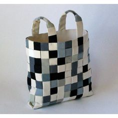 Ore : Bag(L) - love the handles going the other way!
