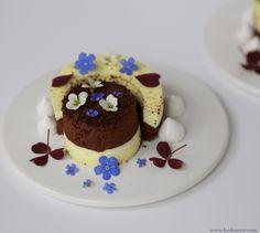 kalorielet chokolademousse fusion dessert med kys, BY DIANAWI