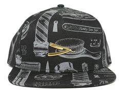 Tools of the Trade Strapback Cap by FCS