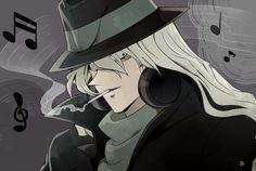 detective conan  Gin