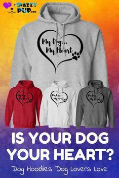 Dog  lovers love keeping warm with these casual hooded sweatshirts with sayings.  Perfect for men, women and teens, hoodies make life more comfortable around the  house and when out and about. All dog parents love to receive these as gifts as  well. Discover even more hoodies to choose from in our Snazzypup store today!    #christmasgiftsfordoglovers #doglovergiftideas #giftsfromdog  #dogmomgifts
