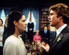 Our 10 Favorite Movie Weddings of All Time | Southern New England Weddings | Love Story