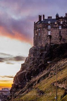 The Wandering Mama: Edinburgh Castle