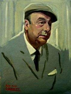 Feel the passion for art. Share your art with other art lovers and find your favourite artists artworks by color, shape or similarity. Pablo Neruda, Op Art, Writers And Poets, Art Database, Human Art, Portrait Art, Portraits, Historical Fiction, Lovers Art