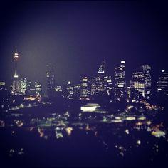 G'night sweet city. Instagram: @wearehandsome