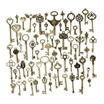Check this out at Amazon Antique Keys, Vintage Keys, Vintage Heart, Or Antique, Antique Jewelry, Retro Vintage, Key Diy, King Do, Old Keys