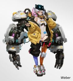 Robots Characters, Fantasy Characters, Anime Characters, Male Character, Character Concept, Robot Concept Art, Robot Art, Character Design Animation, Character Design References