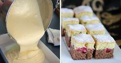 Poznáte šľahačkovú bublaninu? Je neskutočne lahodná! Krispie Treats, Rice Krispies, Czech Desserts, Vanilla Cake, Tiramisu, Sweet Tooth, Cheesecake, Deserts, Dessert Recipes