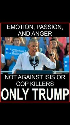 Obama needs to speak out against all this rioting and protesting and urge people to work together and make this transition more peaceful!