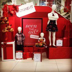 Christmas Childrenswear ad hotspot #foundit #debenhams #clapham