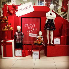 Christmas Childrenswear ad hotspot #foundit #debenhams #clapham