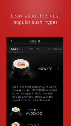 Sooshi | Sooshi is all about one of the most delicious foods. Whether you are new to the whole topic or you are already a fan of sushi: You will find tons of information about what sushi is, how to prepare sushi and where to find the best sushi places.