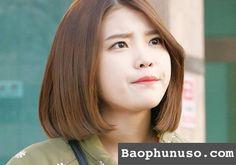 Những kiểu tóc đẹp giúp cô nàng mặt tròn trở nên thanh tú hơn