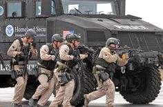 Mass. SWAT Teams Claim They're Private Corporations 6-26-14 Some of these teams are operated by law enforcement councils or LECs and the LECs are claiming 501 status meaning they are private corporations not govt. agencies according to ACLU
