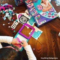 Loved these ORB factory Plush Craft Patch Studio kits! (Giveaway on till Feb. 2, 2017)