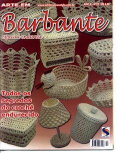 ENDURECE - claudia - Álbuns da web do Picasa...FREE BOOK with schemas!