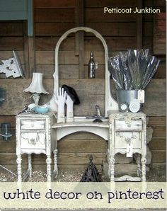 Painted Furniture Photos Linked to Tutorials, Petticoat Junktion - Petticoat Junktion