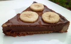Recette de Tarte au chocolat et banane - Recettes de Tartes